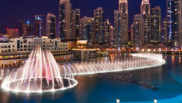 dubai-fountaine